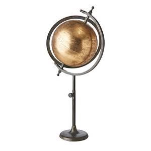 Bilde av Globetrotter globus sort/messing H: 63cm