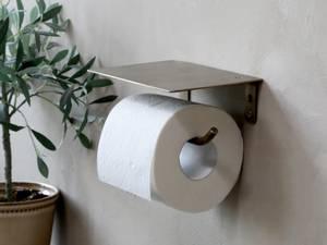Bilde av Toalettpapirholder messing