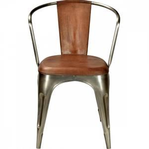 Bilde av Living stol shiny og brun